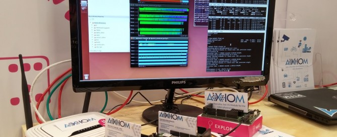 AXIOM Embedded World
