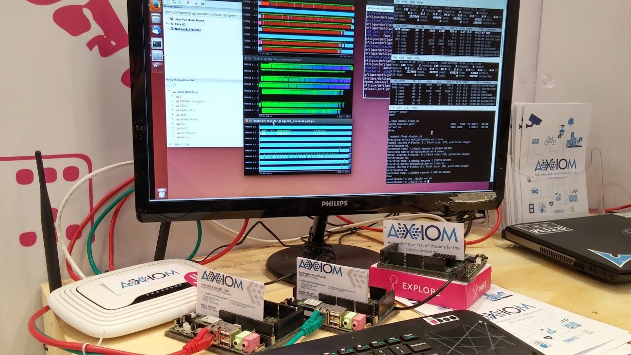 AXIOM Embedded World
