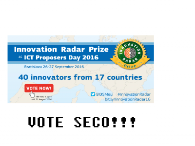 VOTE for SECO